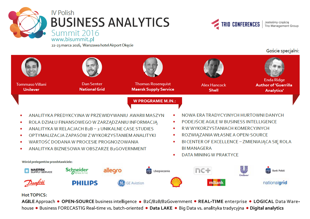 Analytics Summit 1
